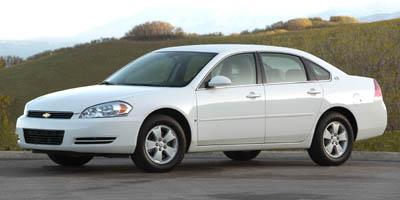 2007 chevrolet impala:main image