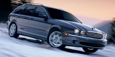 2007 Jaguar X Type:Main Image