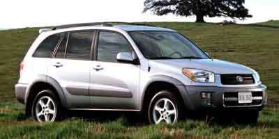 2001 Toyota RAV4:Main Image