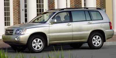 2001 Toyota Highlander:Main Image
