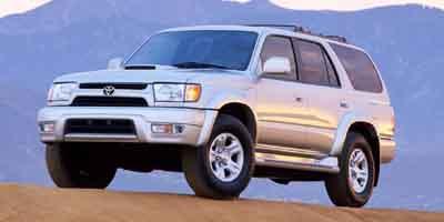 2001 Toyota 4Runner:Main Image