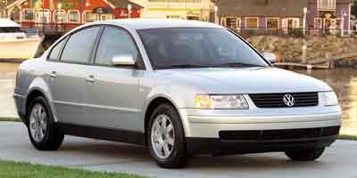 2001 Volkswagen Passat Parts and Accessories: Automotive