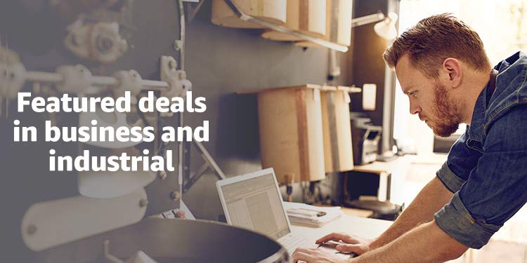 Featured deals in business and industrial