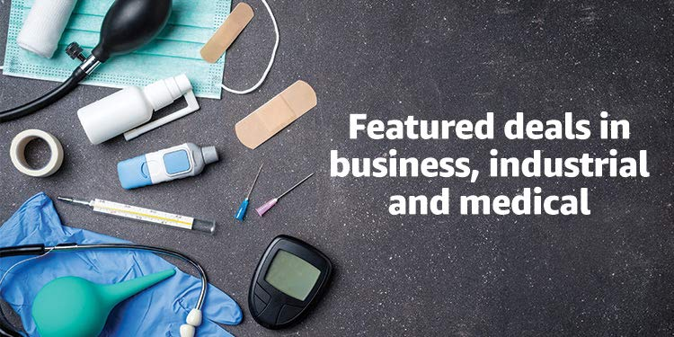 Featured deals in business, industrial and medical
