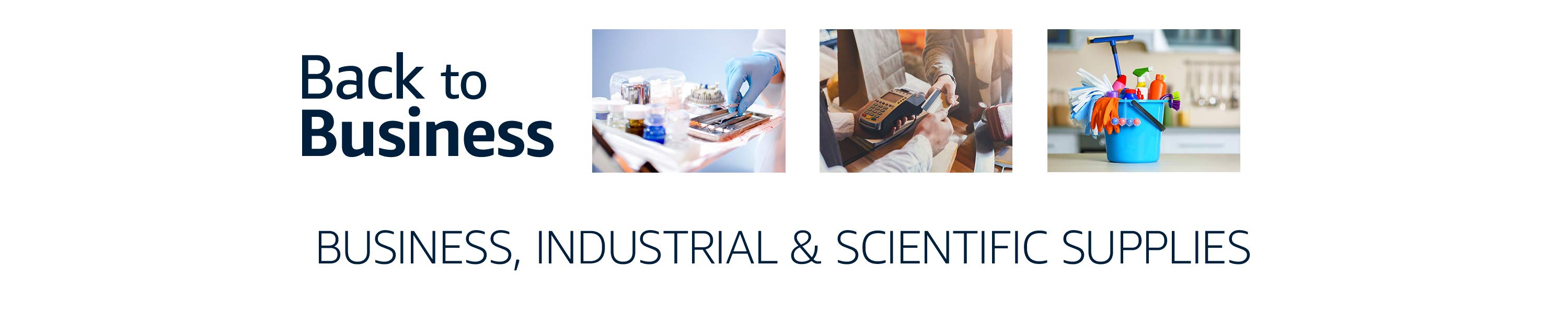 Back to Business | Business Industrial and Scientific Supplies