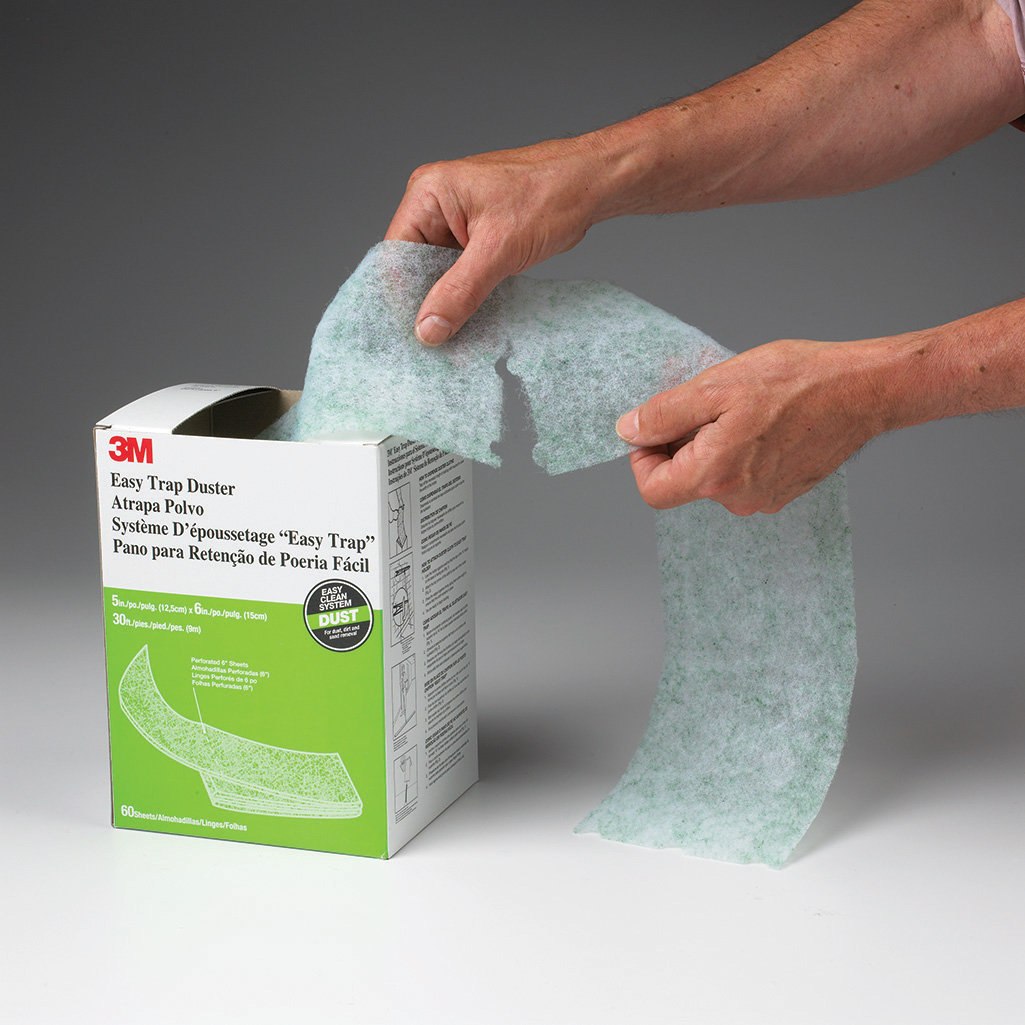 Amazon Com 3m Easy Trap Duster Sweep Amp Dust Sheets 8
