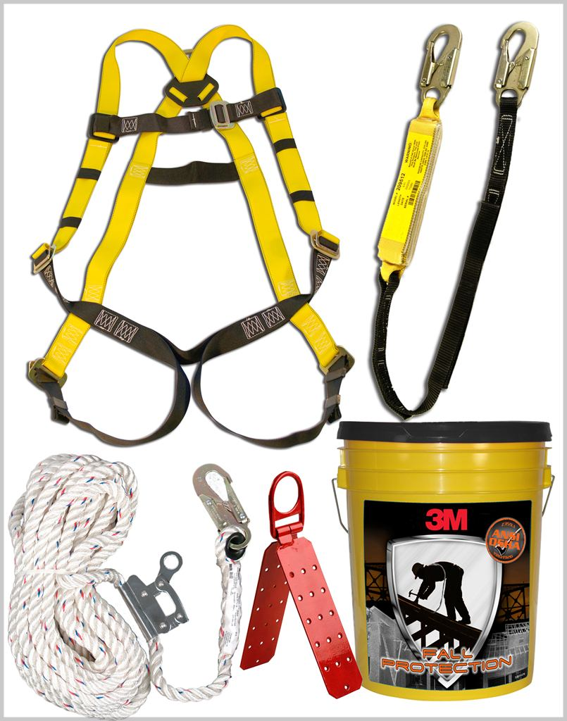 3m Roofing Kit 20058 Fall Arrest Kits Amazon Com