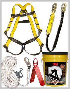 3m Roofing Kit 20058 Fall Arrest Kits Amazon Com