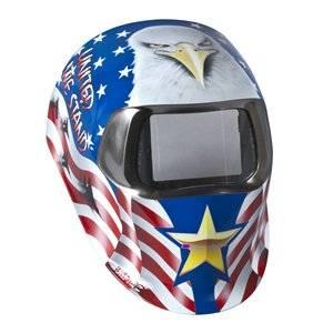 Welding Helmet Front View
