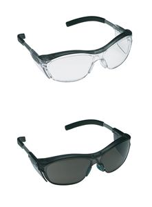 Attractive safety glasses