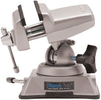 The PanaVise 381 vacuum base holding tool