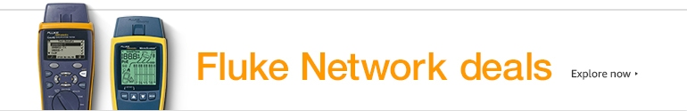 Fluke Networks Deals