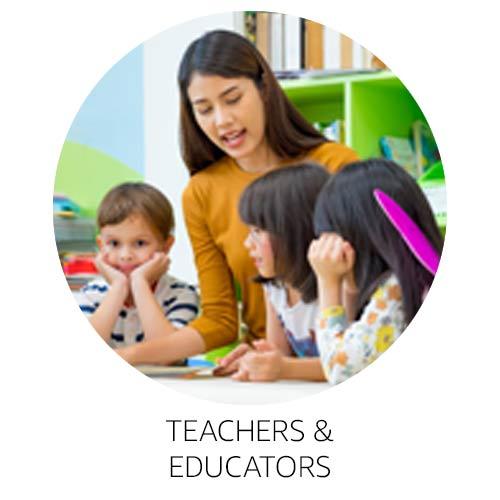Teachers & Educators