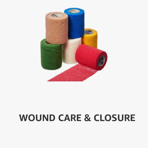 Wound care and closure