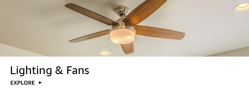 Lighting and Fans