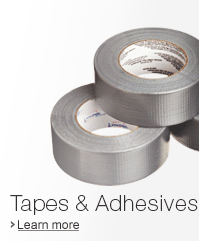 Tapes, Adhesives, Lubricants & Chemicals