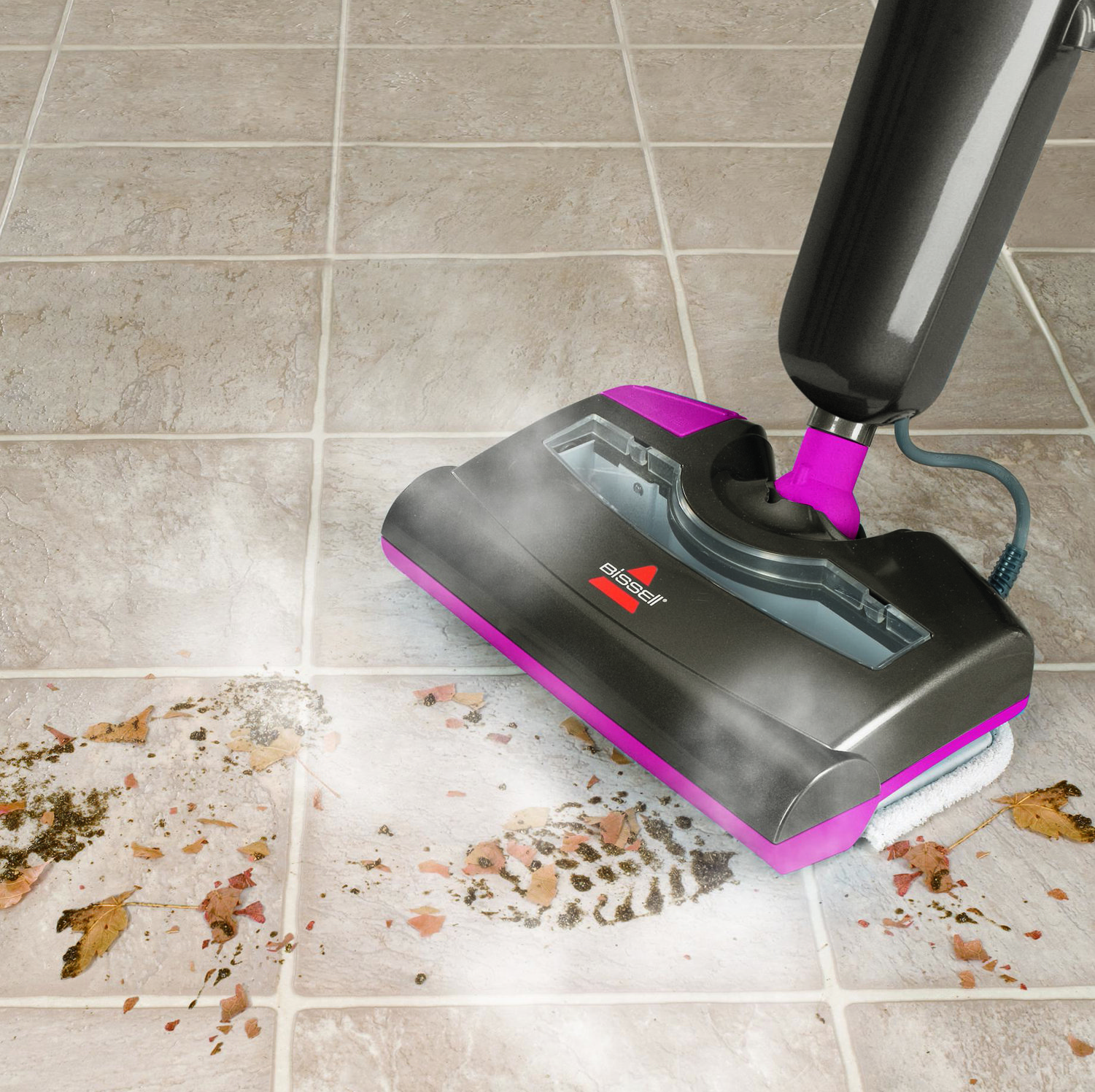 Steam mops bissell steam sweep pet hard floor cleaner 46b43 if you think of which bissell dailygadgetfo Image collections