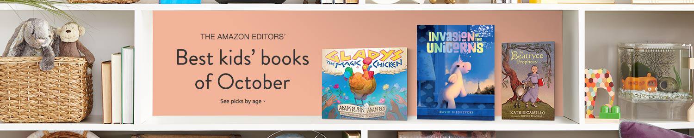 Best kids' books of October