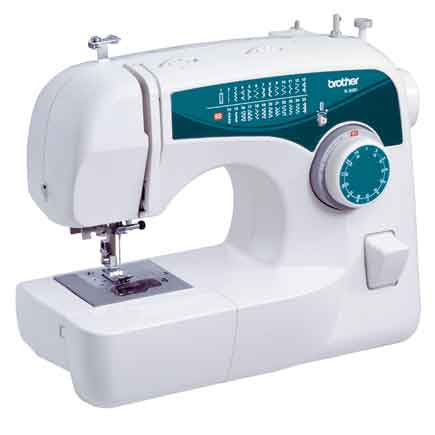 Amazon Brother XL40I Sew Advance Sew Affordable 40Stitch Enchanting What Is The Easiest Sewing Machine To Use