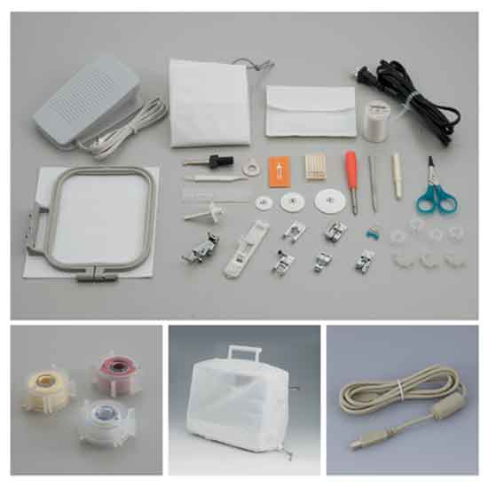 se400 sewing machine