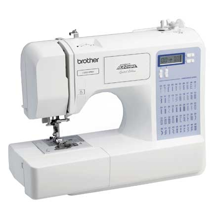 Amazon Brother Project Runway CS40PRW Electric Sewing Machine Magnificent Brother Sewing Machines Prices