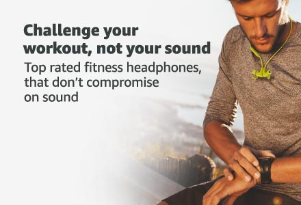 Top rated fitness headphones