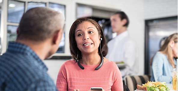 Bose Conversation enhancing Hearphones