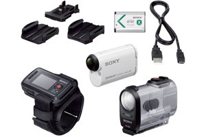 Action Cam with Live View Remote Bundle