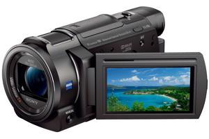 4K Camcorder with 1/2.3' sensor