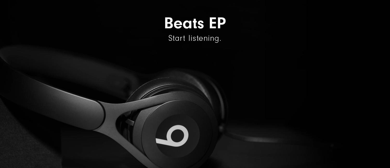 59c7c9b210d Amazon.com: Beats EP On-Ear Headphones - Black