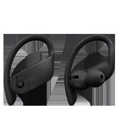 597d2b8dfb0 Amazon.com: Powerbeats Pro Totally Wireless Earphones - Black