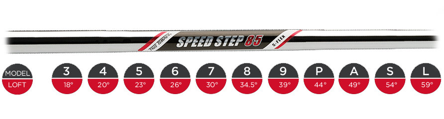 Speed Step 85 Shaft
