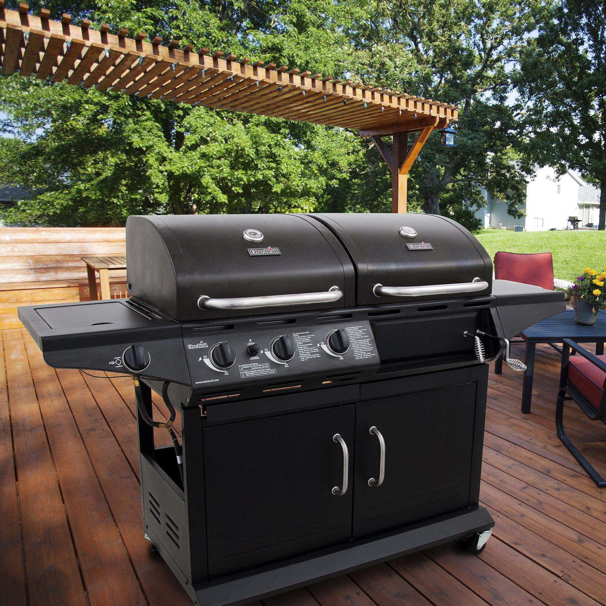 charbroil hybrid grills