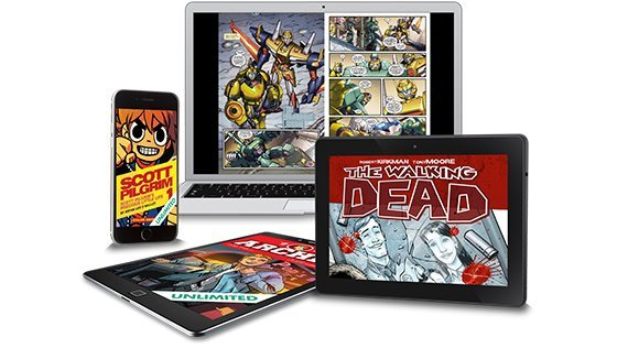 New to comiXology?