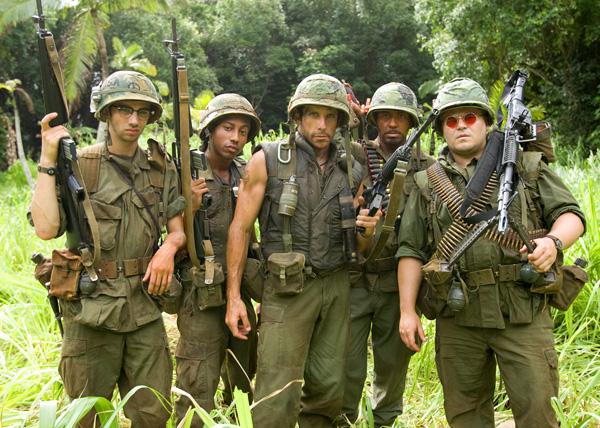 Amazon.com: Tropic Thunder: Ben Stiller, Jack Black, Robert Downey Jr