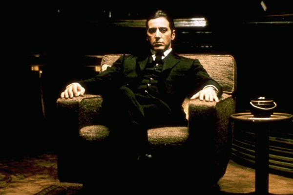 Amazon.com: The Godfather Collection (The Coppola Restoration) [Blu