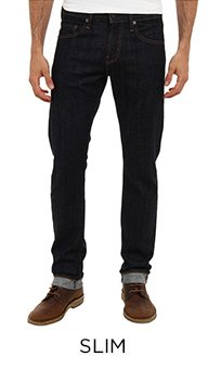 PerfectFit - Men's Slim Jeans