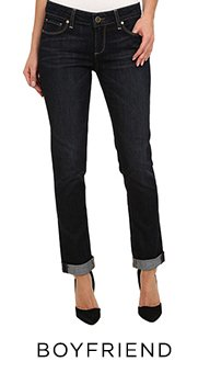 PerfectFit - Women's Boyfriend Jeans