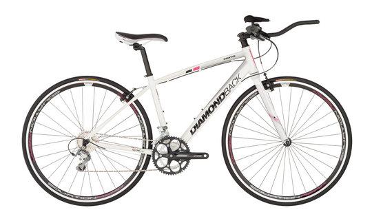 DB13 Interval Ws. V395589411   Diamondback 2013 Womens Interval Performance Hybrid Bike