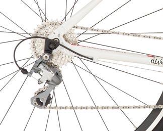 DB13 Interval Ws rd. V395591024   Diamondback 2013 Womens Interval Performance Hybrid Bike