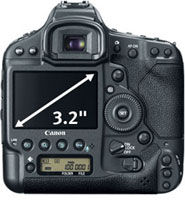Canon EOS-1D X Screen at Amazon.com