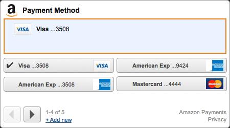 wallet widget preview