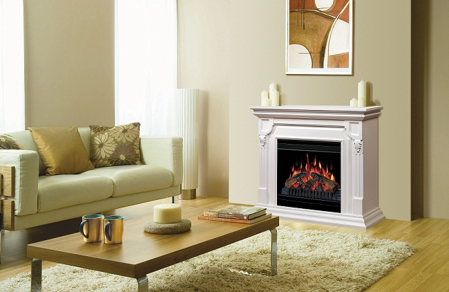 Amazon Dimplex Warren Convertible Electric Fireplace