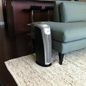 Amazon Com Oransi Finn Hepa Uv Air Purifier For Asthma