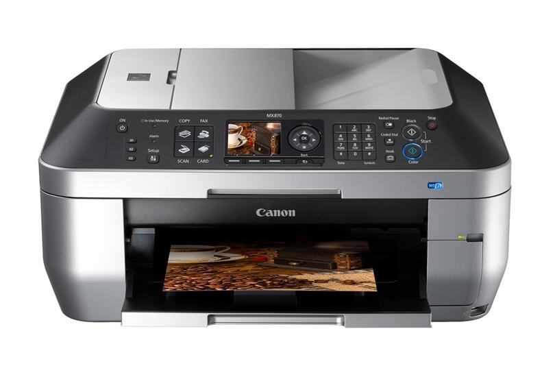 Canon PIXMA MX870 Printer Driver for Windows Mac