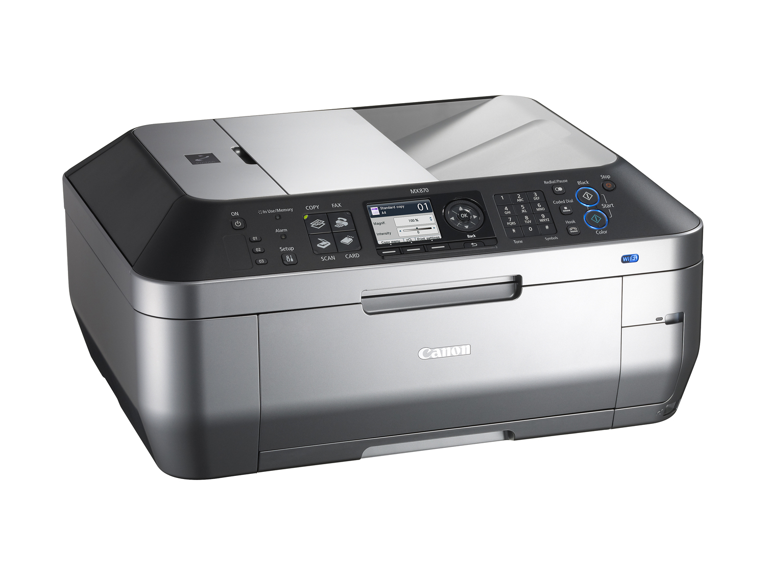 Canon pixma mx870 wireless office all in one for Ink sale