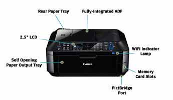 CANON PIXMA MP 420 DRIVERS