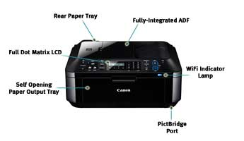 CANON PIXMA MX410 CUPS PRINTER WINDOWS XP DRIVER DOWNLOAD