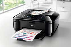 PIXMA MX512 Wireless Inkjet Office All-In-One