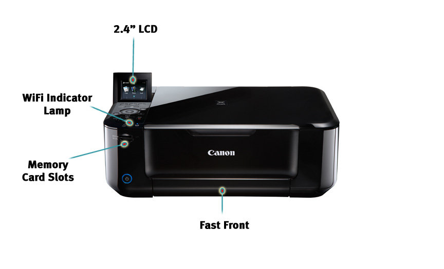Amazon.com: Canon PIXMA MG4120 Wireless Inkjet Photo All-In-One
